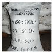 Na2SO4 - Sodium Sulphate