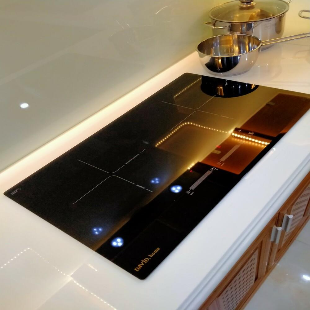 Double induction hob DH-03